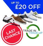 FootJoy shoe trade in last chance