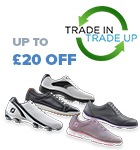 FootJoy shoe trade in last chance