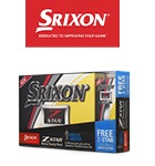 Srixon Z-Star Prostate Pack