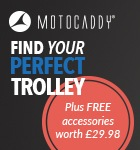 Motocaddy free accessories offer