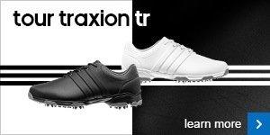 adidas Tour Traxion TR golf shoes