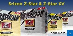 Srixon Z-Star golf balls 2015