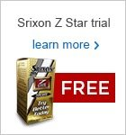 Srixon 5 for 3 on new Z-Star