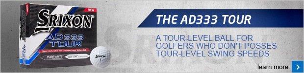 Srixon AD333 Tour Golf Balls