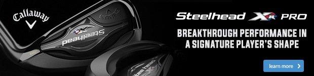 Callaway Steelhead XR Pro