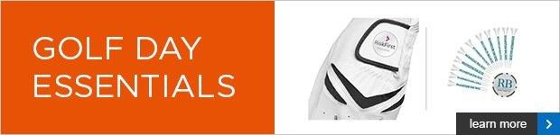 My Logo Shop - Golf Day Essentials